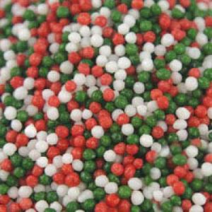 Jingle Mix Nonpareils