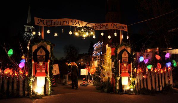 Mifflinburg, PA Christkindl Market