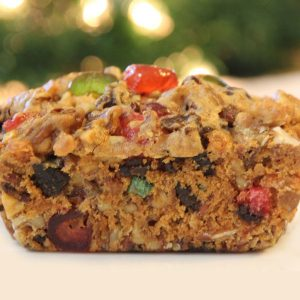 1/2 lb Small Fruitcake
