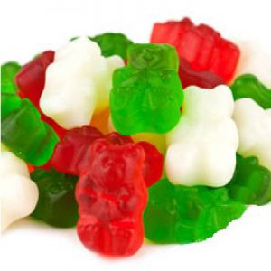 Holiday Gummy Bears