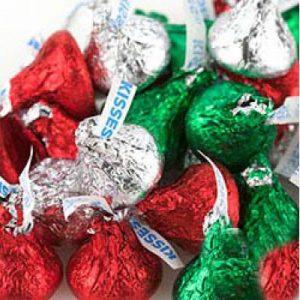 Holiday Hershey Kisses