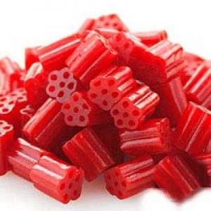 Red Cherry Licorice Bites
