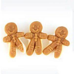 Gummy Gingerbread Men