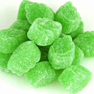 Spearmint Leaves Gumdrops
