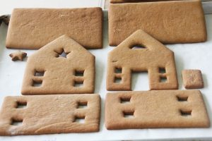 X-Large Gingerbread House Kit