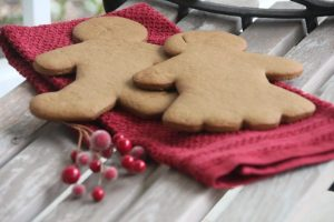 "9"" Gingerbread Boy or Girl Cookie"