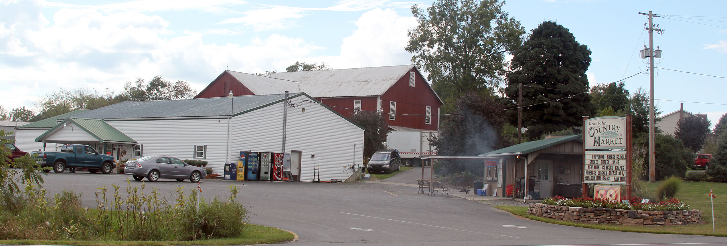 Green Ridge Country Market, Mifflinburg, Pennsylvania